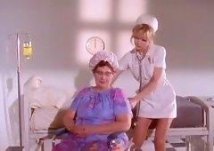 Susie Owens receives into a nurse uniform to blow us away
