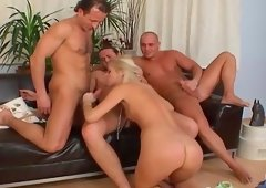 Wild porn for Doghouse Digital's golden-haired