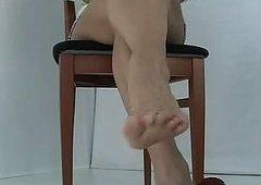 Rose feet