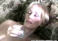 amateur granny likes raunchy sex