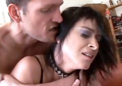 Cecilia Vega anal pound